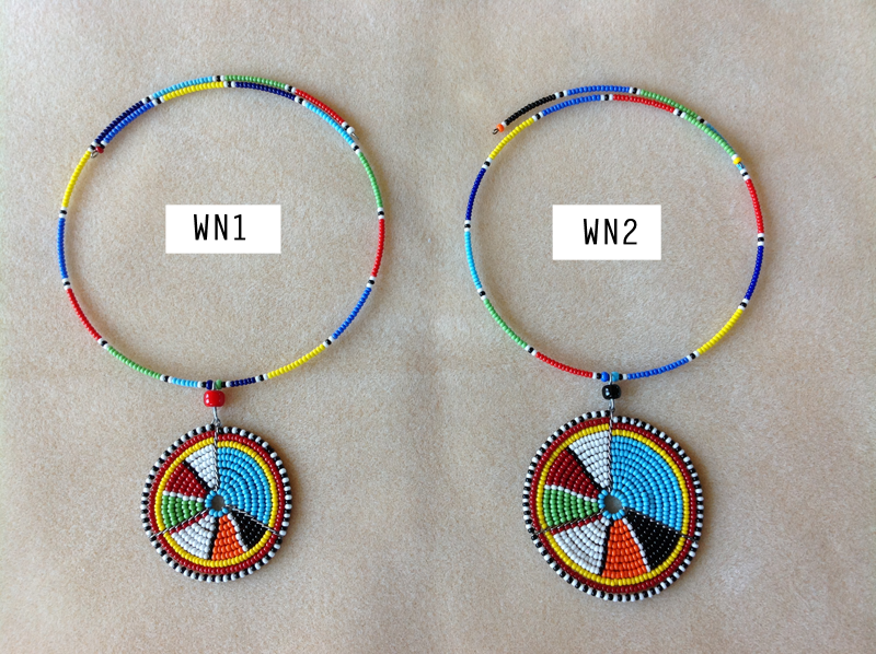 Woman Necklace 1-2