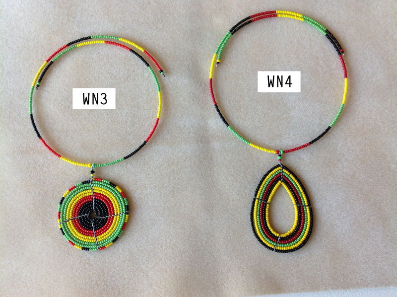 Woman Necklace 3-4