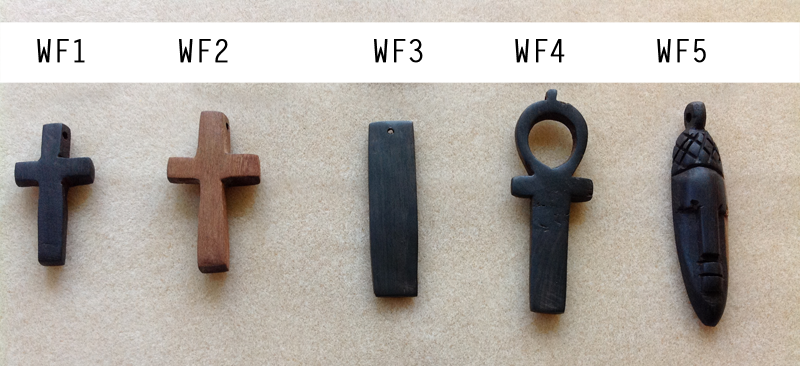 Wood Findings 1-5